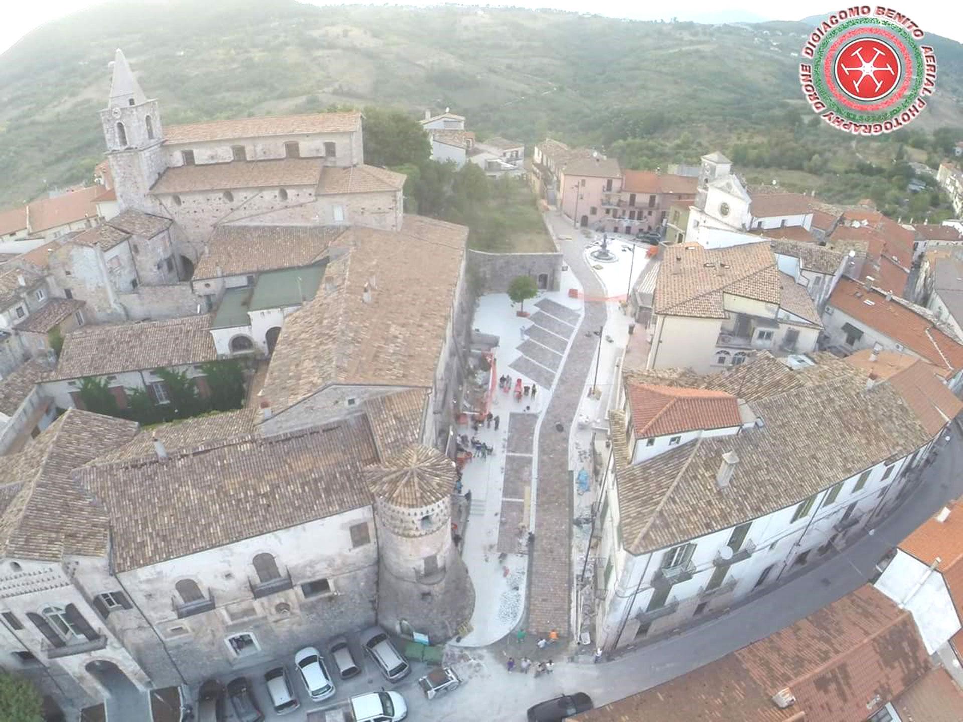 """Fornelli: a Castelcervaro nasce """"Villa Paradiso delle Mainarde"""". Una delle prime strutture nel centro sud per anziani in situazione di minorazione visiva."""
