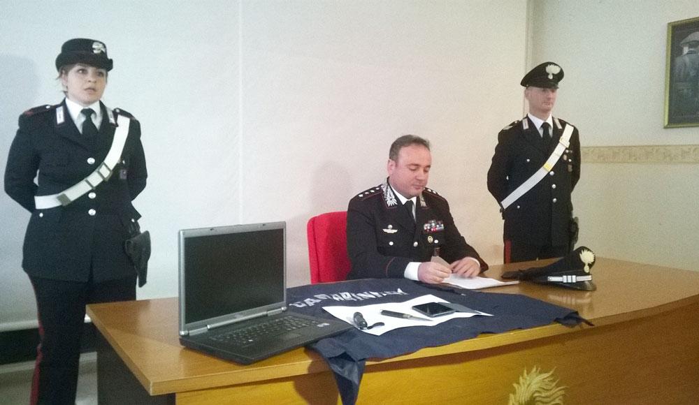 Sicurezza sui luoghi di lavoro fioccano le denunce dei Carabinieri anche nella Valle del Volturno. L'ultima operazione in dettaglio.