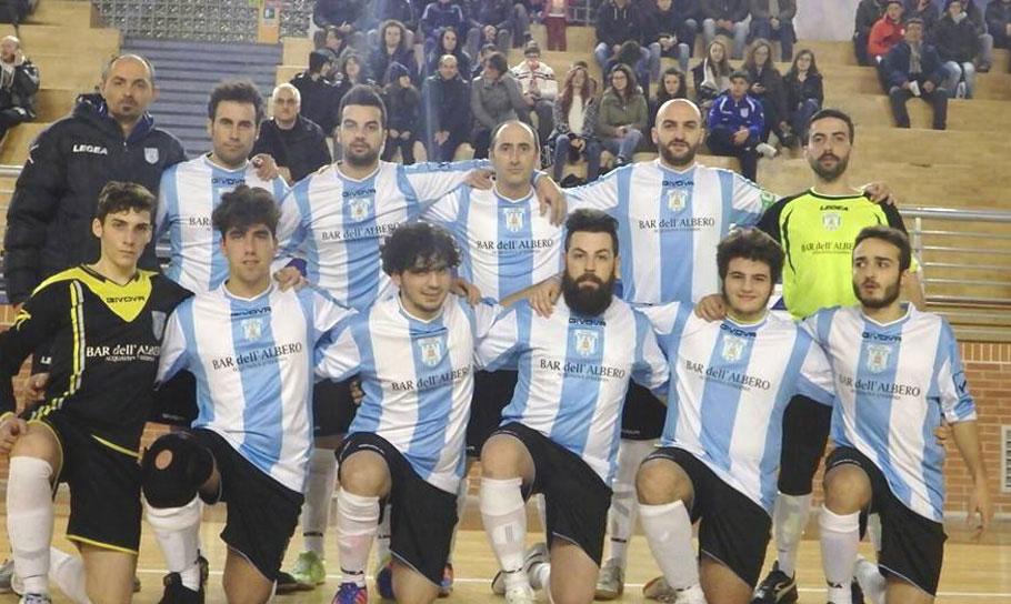 Calcio a 5: la Futsal Acquaviva perde la Molise Cup, ma esce a testa altra da una grande avventura.