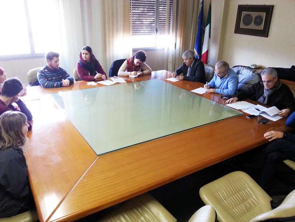 Isernia: sicurezza nelle scuole gli amministratori provinciali hanno incontrato gli studenti.
