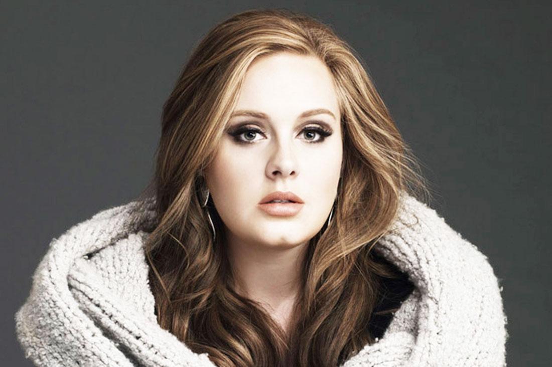 """Consigli musicali: Adele resta al primo posto delle classifiche Europee con il suo album """"25""""."""
