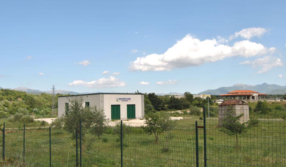 La Comunità Montana del Volturno mette in vendita lo stabile di Colli sulla 158. Prezzo d'asta 600mila euro.