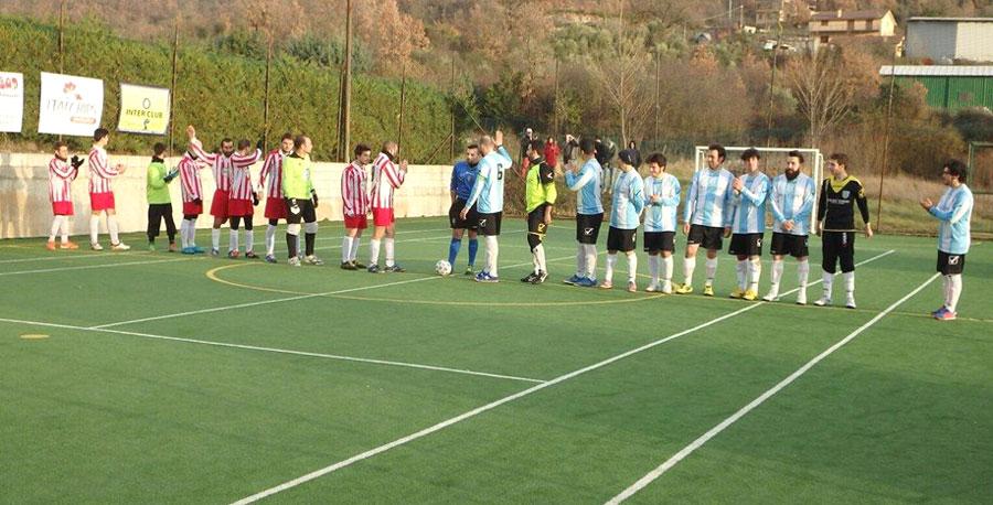 Calcio a 5: la Futsal Acquaviva abbatte il Castel Del Giudice. Sono dieci le vittorie consecutive.