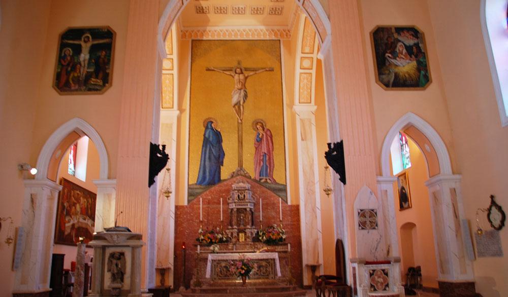 Monteroduni: furto sacrilego in paese. Rubata la statua di San Michele. Sconcerto tra i fedeli.