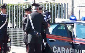 Operazione Carabinieri (archivio)