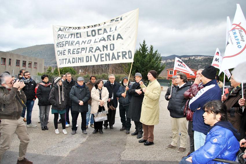 """Nasce il """"Comitato cittadini per la salute"""". Domenica la presentazione preso il piazzale della stazione di Roccaravindola."""