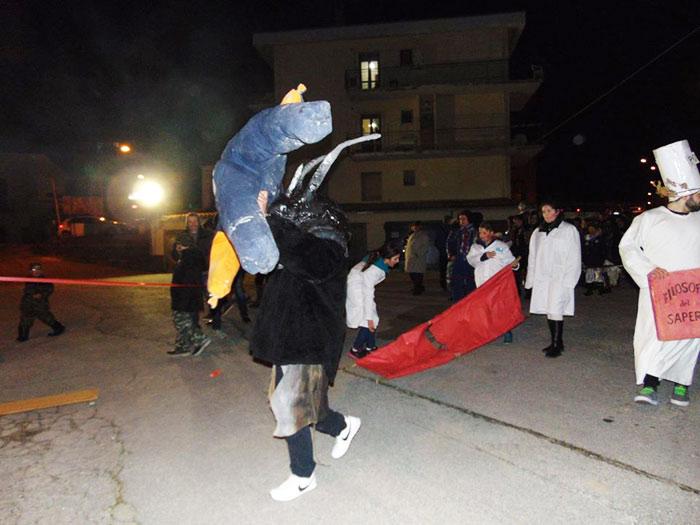 Cerro al Volturno: tutto pronto in paese per il Carnevale Cerrese. In paese spazio al divertimento e alla tradizione.