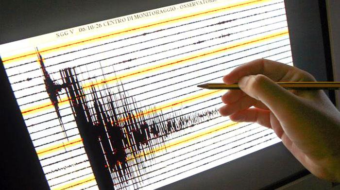 Campobasso: continua lo sciame sismico in atto nell'area di Vinchiaturo. Nuove scosse nella notte. La più forte di 3.1. di magnitudo.