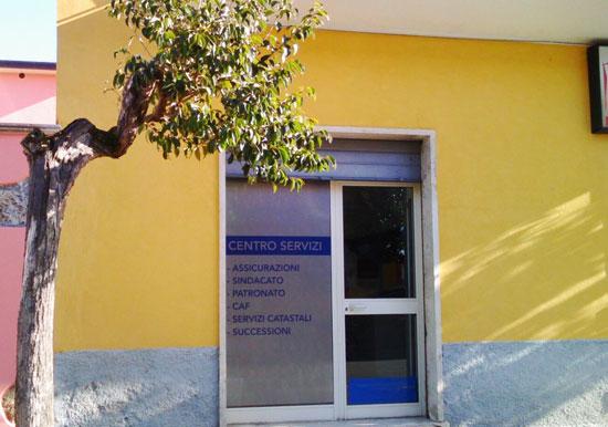 Centro Servizi Rocchetta a Volturno (Is)