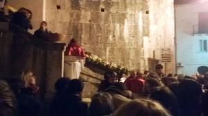 Processione venerdì santo Colli a Volturno