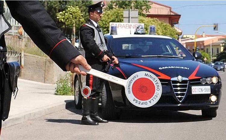 Isernia: Controlli dei Carabinieri su tutto il territorio della provincia, nove persone denunciate all'Autorità Giudiziaria.