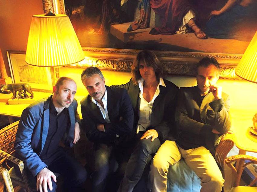 Filignano: tre serate di musica da non perdere alla Tiana. Grande attesa per l'esibizione dei Three Gees.