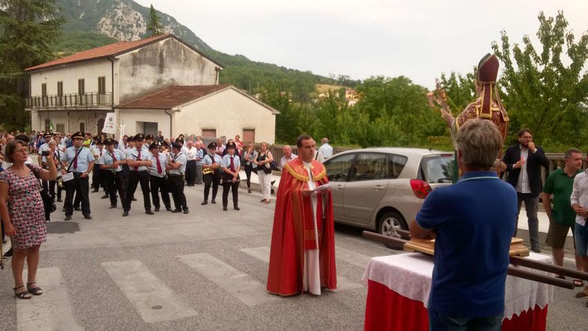 Cerro al Volturno: la collettività si prepara ai solenni festeggiamenti in onore di Sant'Emidio, patrono del paese. Cartellone tutto da vivere.