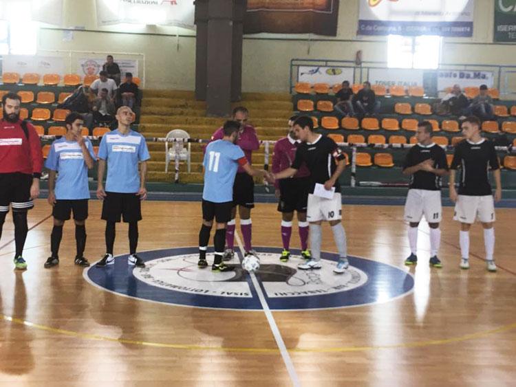Sport: rinviate causa maltempo le finali regionali della Coppa Italia di Calcio a 5.