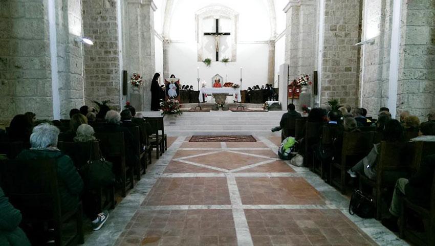 Oggi il ricordo dei Martiri Volturnensi. Il 10 ottobre dell'881 l'uccisione di 900 sacerdoti presso il monastero di San Vincenzo al Volturno.