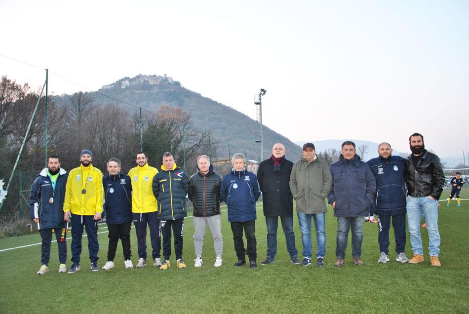 Società Affiliate e Poli Autorizzati, sabato 14 ottobre l'Asd Boys Roccaravindola presente alla grande festa promossa dal Frosinone Calcio.