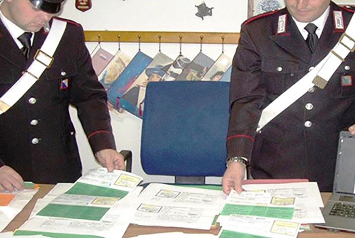 """Isernia: Residenza """"fantasma"""" per truffare le compagnie assicurative, imprenditore denunciato dai Carabinieri."""