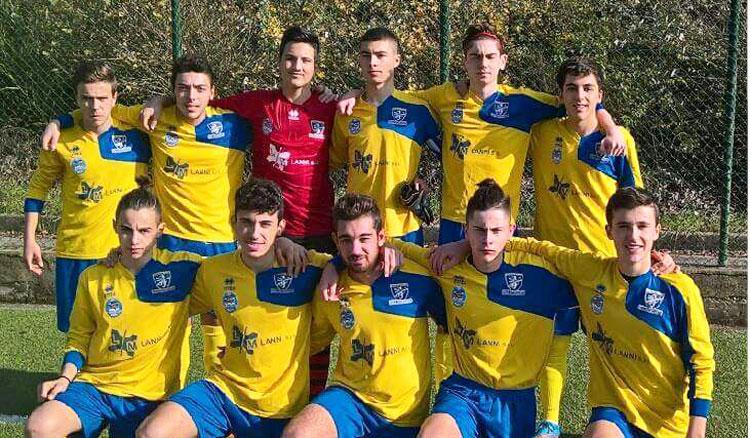 Calcio giovanile: i Boys Roccaravindola passano ad Alife. La formazione allenata da mister Roccio si sta facendo valere nel campionato regionale Allievi.