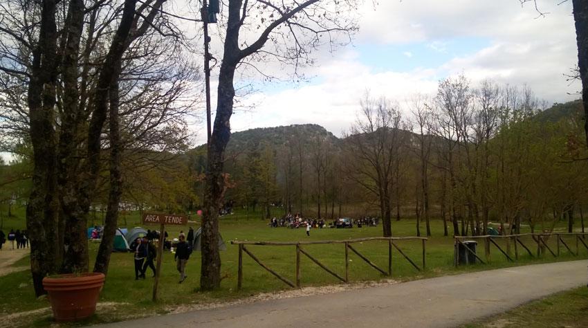 Gite fuori porta, agriturismi affollati e borghi ricchi di storia. La Pasquetta della Valle del Volturno conquista i turisti.