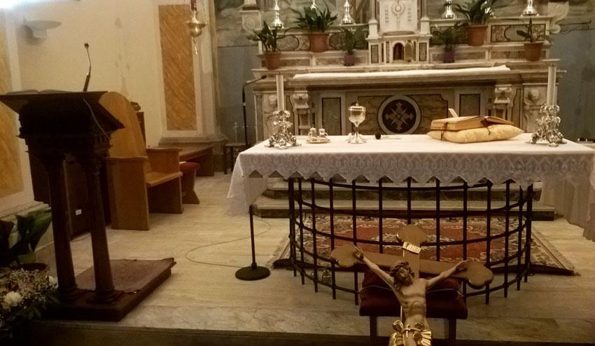 Isernia: il comune comunica tutti i divieti di sosta in occasione della processione del Venerdì Santo.