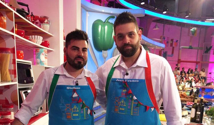 Castelnuovo al Volturno: chef Rufo conquista anche Milano. Domani ritirerà all'Auditorium Verdi il premio per i primi ristoranti conosciuti sul web.