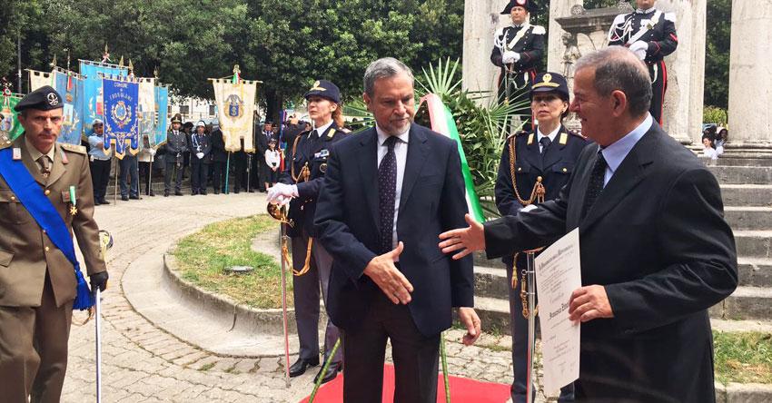 Mondo del Lavoro. L'Intervista a Francesco Zivolo. Il cavaliere del lavoro che ha bonificato mezza Italia.
