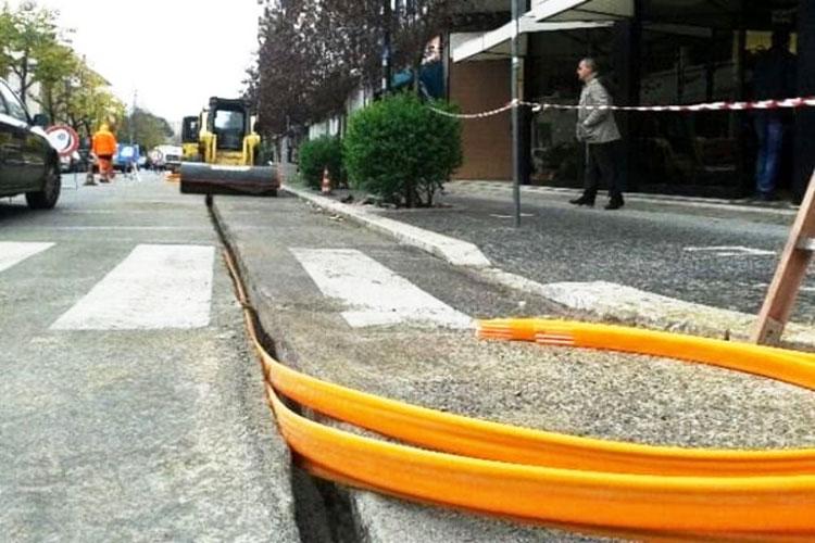 Valle del Volturno: la svolta della Fibra Ottica nei comuni per superare il digital divide.