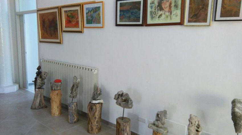 Pettoranello del Molise: in paese la persona artistica di Gabriele Cianfrani. Numerosi i pezzi da collezione da visitare.