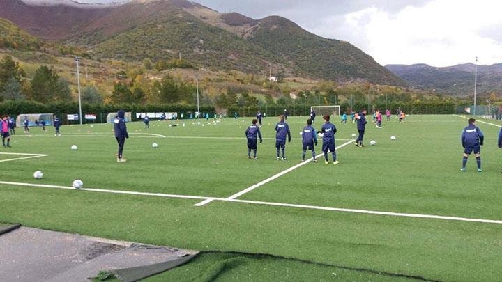 Calcio Giovanile: nuovo appuntamento formativo al Centro federale territoriale di Castel Di Sangro. Gli esordienti della Boys continuano il loro cammino.