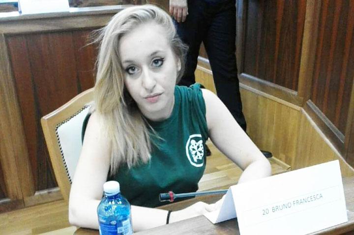 Isernia per la Consigliera Bruno di CasaPound Italia la situazione scuole in città è squallida.