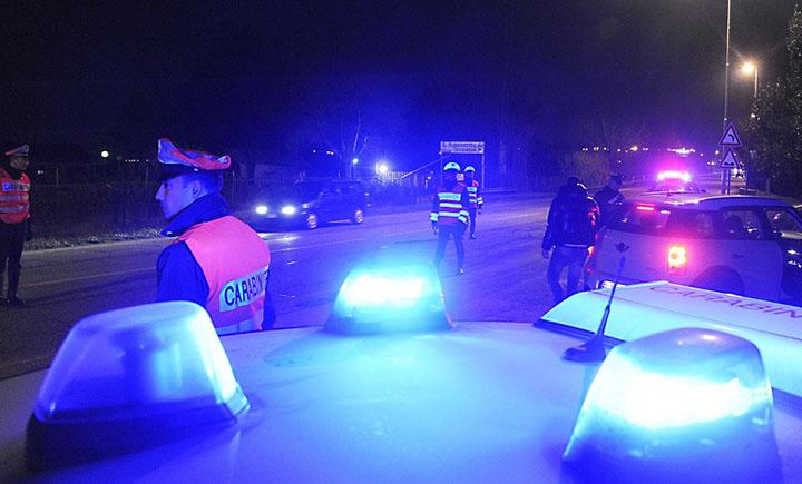 Venafro: Guida in stato di ebrezza. Controlli dei Carabinieri durante le feste.
