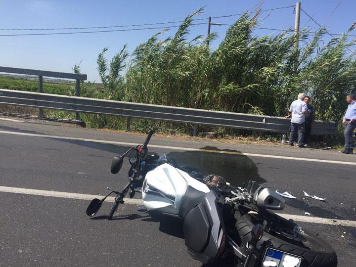 Napoli: grave incidente sulla tangenziale cittadina. Muora motociclista originario di Campobasso. Per lui inutili i soccorsi.