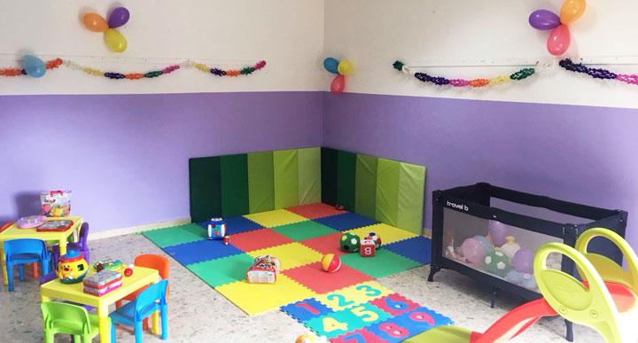 """Montenero Val Cocchiara. Al via la """"Sezione Primavera"""". Il servizio accoglie i bambini dai 18 ai 36 mesi."""