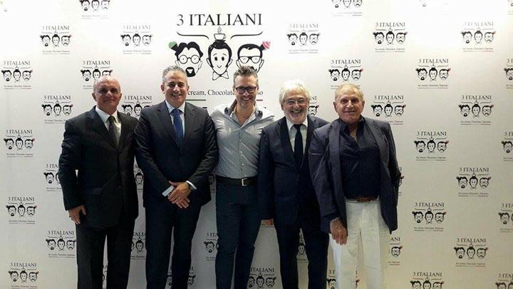 Inaugurazione Flagship Store '3 Italiani' a Hong Kong. Scarabeo: iniziativa che fa onore al Molise.