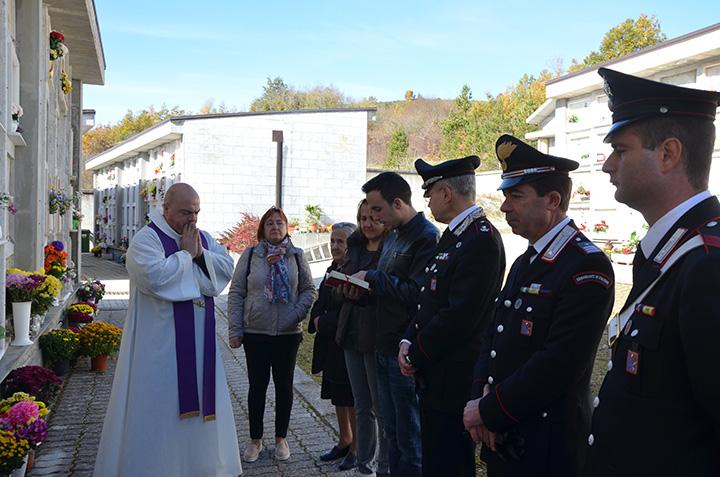 Isernia e Provincia:  Commemorati i militari dell'Arma caduti in servizio. Diverse celebrazioni anche nella Valle del Volturno.