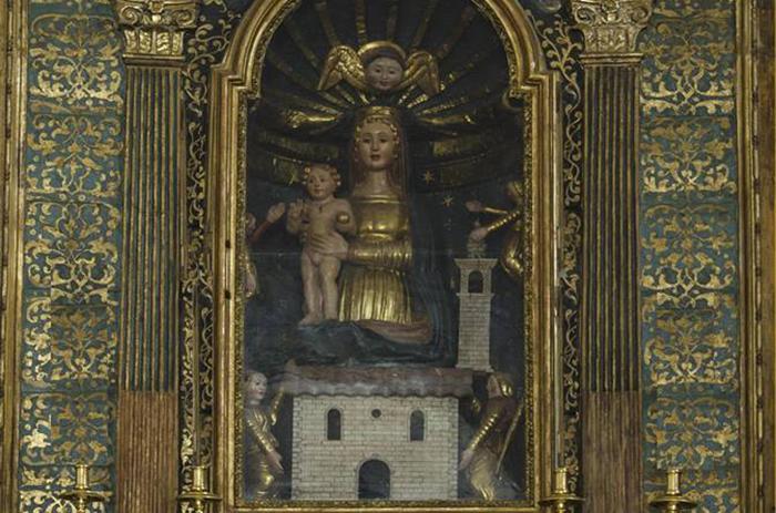 Carpinone: dal 10 dicembre mostra di oggetti e paramenti sacri all'interno della chiesa della Madonna di Loreto.