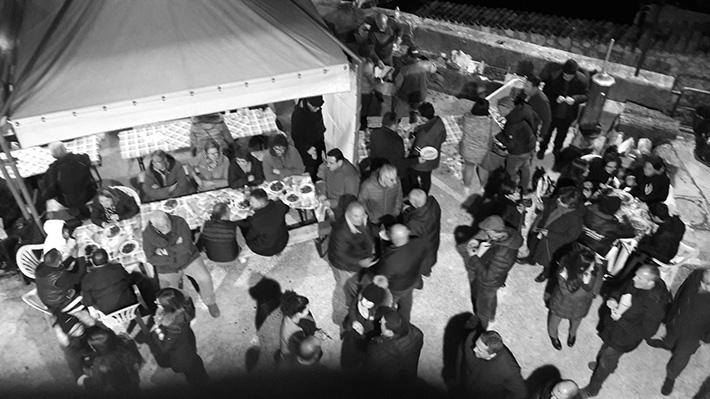 Colli a Volturno: le feste di quartiere conquistano la cittadinanza. Gli appuntamenti al centro storico stanno rivitalizzando il paese.