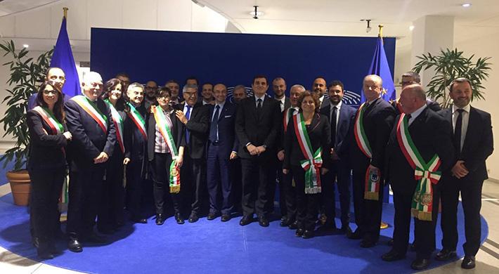 """Al rientro la delegazione molisana in visita a Bruxelles. """"Un'esperienza di grande interesse istituzionale"""" per tutti i partecipanti."""