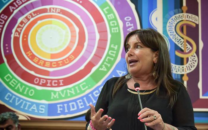 """Filomena Calenda inaugura la sua nuova sede elettorale ad Isernia. """"Il mio operato politico a favore delle future generazioni""""."""