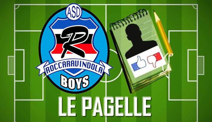 """Calcio giovanile: parte oggi la nuova rubrica dell'Asd Boys Roccaravindola dal titolo """"Le Pagelle della Boys"""". Ogni settimana verranno dati i voti ai calciatori."""