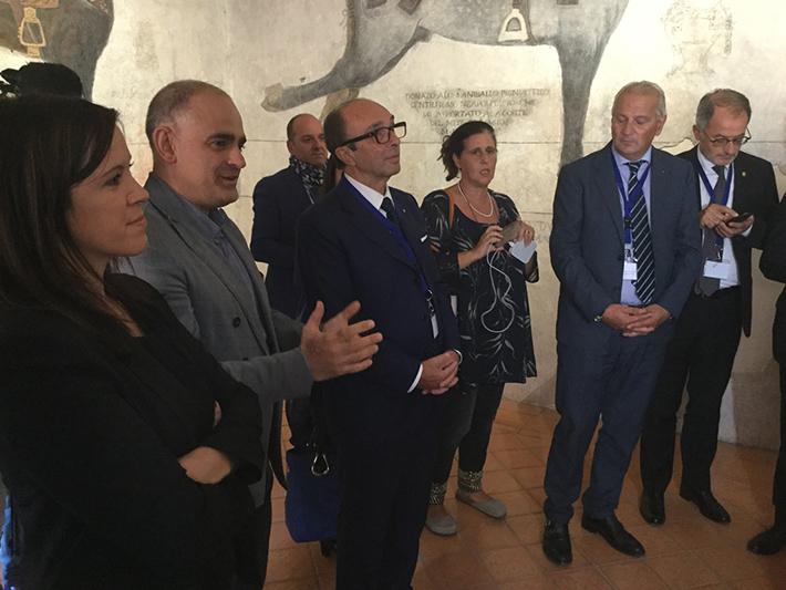 Precari dei Beni Culturali, Cotugno riceve la risposta del ministro Franceschini che annuncia la proroga dei contratti almeno a tutto il 2018.