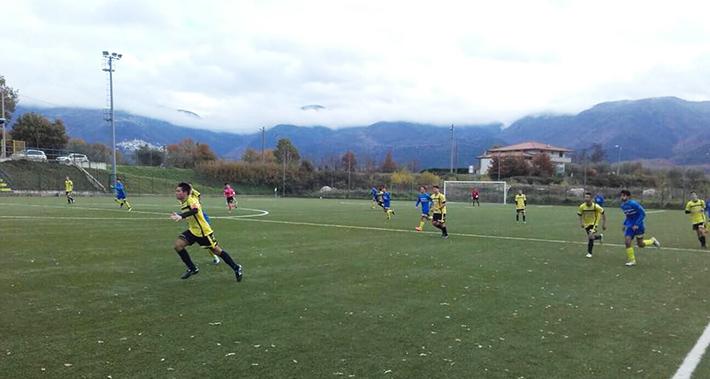 Calcio giovanile: fine settimane amaro per la Boys Roccaravindola. Gli allievi si fanno riacciuffare nel finale dal Bojano.