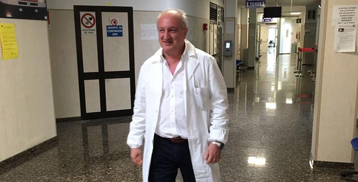 """Ordine dei medici si va verso il rinnovo del Consiglio direttivo.  Fernando Crudele: """"Uniti per difendere la nostra sanità e salvaguardare i pazienti""""."""