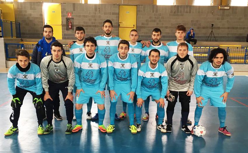 Calcio a 5: la Futsal Colli continua il cammino positivo in campionato. Battuto il Vinchiaturo per 3 a 10. Tripletta per Angelone.