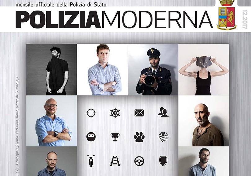 Polizia di Stato: presentato il calendario 2018. Dodici scatti sulla Polizia Moderna.