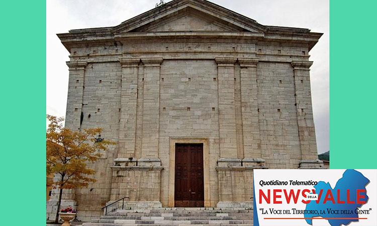 Filignano: restauro della chiesa di San Pasquale Baylon di Cerasuolo, in arrivo 320mila euro. Impegno di Curia e Regione Molise per far tornare l'edificio al suo antico splendore.