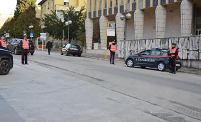 Isernia:  Sorpreso alla guida della propria auto in stato di ebrezza alcolica, giovane isernino denunciato dai Carabinieri.  Patente ritirata e auto sottoposta a sequestro.