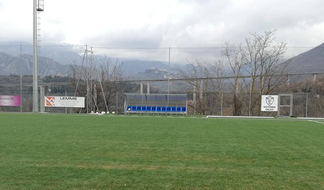 Rocchetta a Volturno: Volturnia Calcio e San Leucio presentano il progetto scuola calcio.