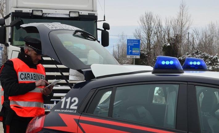 Colli al Volturno: Sorpreso alla guida dell'auto già sottoposta a sequestro, un 55enne denunciato dai Carabinieri.
