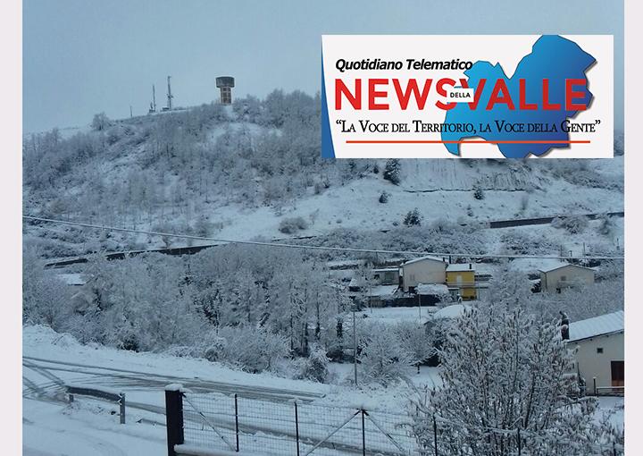 Emergenza neve e gelo, lunedì si fermano le lezioni in diversi centri del Molise. Chiusure a Campobasso e Cerro al Volturno.